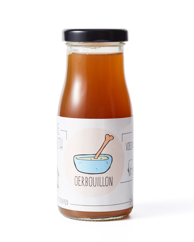 Oerbouillon 140ml